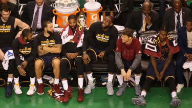 Cleveland Cavs head to the NBA Finals, again