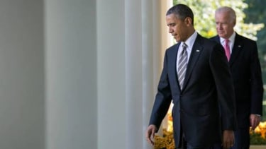 Obama could soon face a tough choice on his signature health care law.