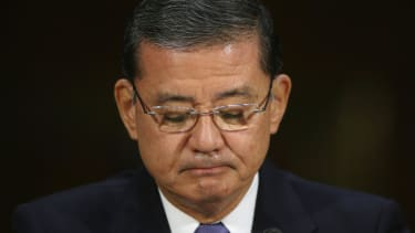 Obama: Shinseki has resigned as Veterans Affairs Secretary
