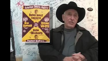 Tommy Allsup, the Buddy Holly guitarist who won a coin toss, is dead at 85