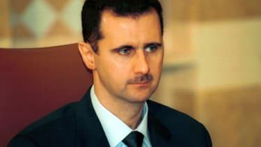 Syrian president Bashar al-Assad sworn in for third term