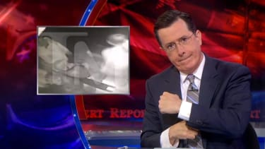 Stephen Colbert figures out that Hillary Clinton is Solange to the GOP's Jay Z