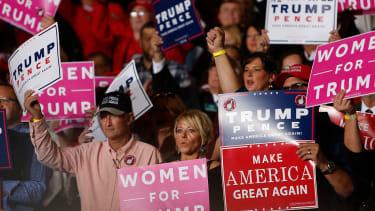 'Shy Trump' voters?