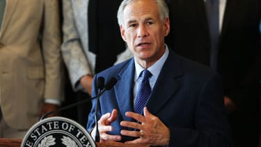 Texas Gov. Greg Abbott committed a cultural faux pas with Taiwan president