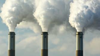 Greenhouse gas.
