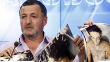 """Abdul-Baki Todashev insists that his son, Ibragim Todashev, was killed """"execution-style."""""""