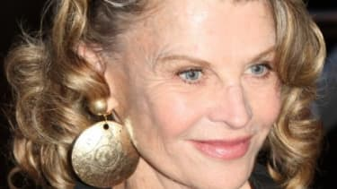 """British actress Julie Christie, a 1960s cinematic icon, received acclaim for her performance in the 2006 film """"Away From Her."""""""