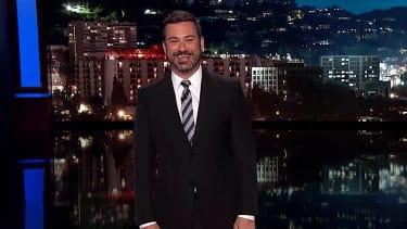 Jimmy Kimmel and Matt Damon goof on United Airlines
