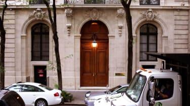 Jeffrey Epstein's Manhattan mansion