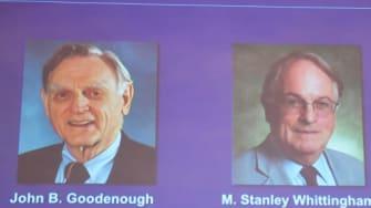 2019 Nobel Chemistry laureates