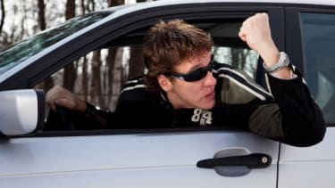 Next time you experience road rage, try using one of these choice words.