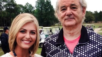 Bill Murray tests the limits of Bill Murray-ness with his PBR golf pants
