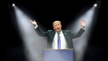 Donald Trump should give it his all tonight.
