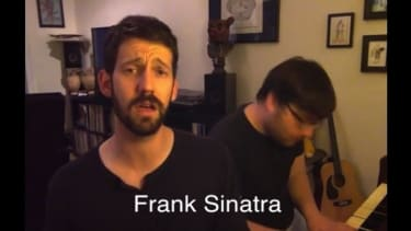 Musician tackles original song while impersonating 29 celebrities