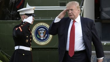Americans are mixed on how they think Trump should proceed in Syria.
