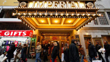 The next Broadway star: Customer service