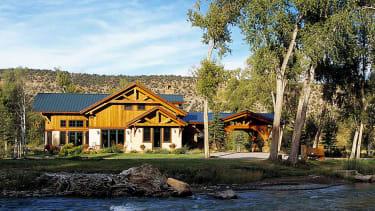 A home in Colorado.