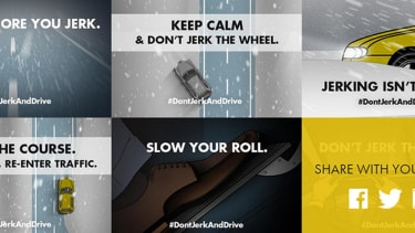 South Dakota shutters 'Don't Jerk and Drive' campaign because of double entendre