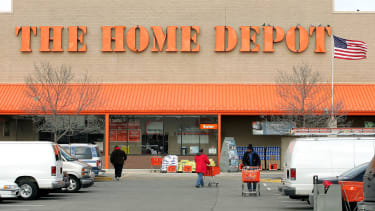 A Home Depot center in Illinois