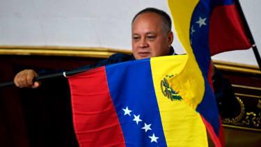 Diosdado Cabello, Venezuelan socialist boss