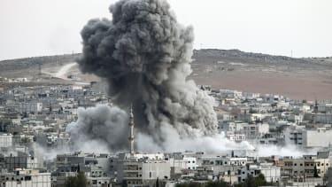 U.S. puts ISIS death toll at 10,000