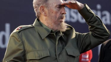 Fidel slams Obama.