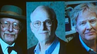 3 Americans win Nobel Prize in Medicine