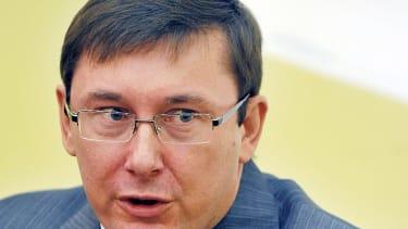 Yuriy Lutsenko.