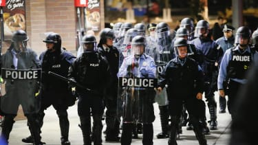 Ferguson police stock up on $172k of riot gear ahead of grand jury decision