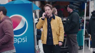 SNL mocks Pepsi commercial