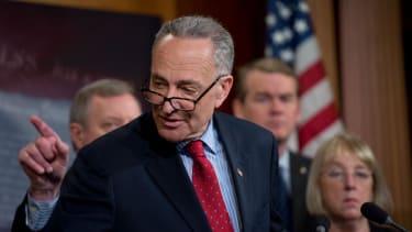 Democratic Sen. Chuck Schumer: 'End partisan primaries, save America'