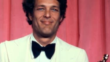 Documentary filmmaker and Oscar winner Bert Schneider