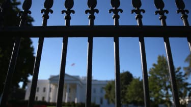 Man who broke into White House had car full of weapons and ammo