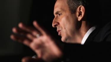 GOP presidential candidate Tim Pawlenty