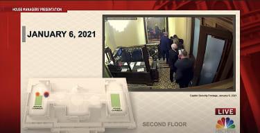Mike Pence flees the Senate
