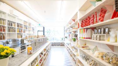 The Soap Dispensary & Kitchen Staples.