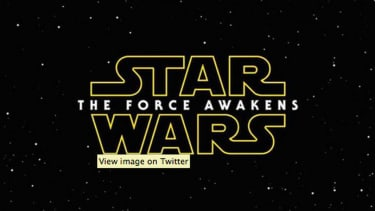 Star Wars: Episode VII trailer will debut exclusively in select movie theaters on Friday
