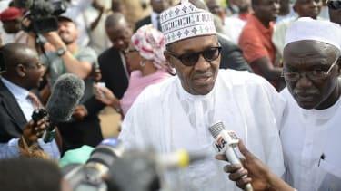 Opposition leader Muhammadu Buhari wins Nigerian presidential election