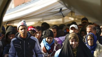 A case is made for why Christians should open their doors to Syrian refugees.