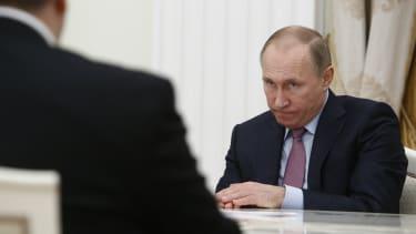 Vladimir Putin and his hidden motives.