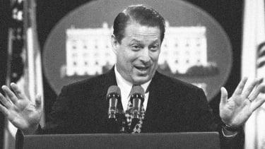 Al Gore lost the 2000 election.