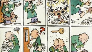 Read a brand-new comic by Calvin and Hobbes creator Bill Watterson