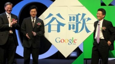Google has a long, complicated history with China.