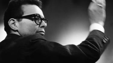 Conductor Lorin Maazel dies at 84