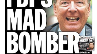 NY Daily News calls for James Comey's ouster