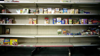 Soup kitchens simply cannot replace food stamps.