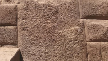 Archaeologists discover Peruvian stone that could rival famous 12-Angle Stone