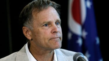 Fred Warmbier, father of Otto Warmbier.