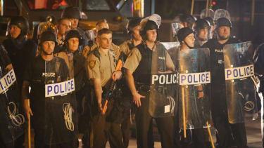 Russia keeps trolling the U.S. over the unrest in Ferguson