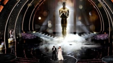 """The Oscars lost 12 percent of the 18-49 demographic this year, despite the supposed lure of """"young and hip"""" hosts."""